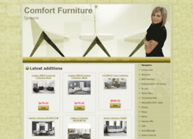 thecomfortfurniture.com