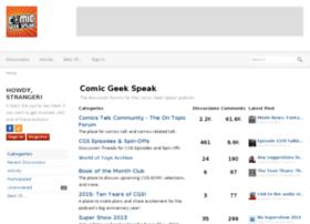 thecomicforums.com