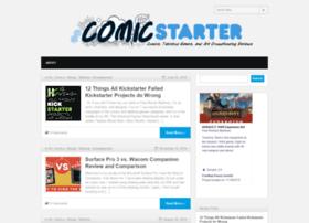 thecomicstarter.com