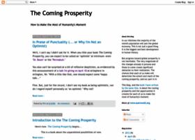 thecomingprosperity.blogspot.com