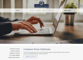 thecommercialbank.net