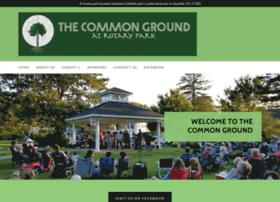 thecommonground.com