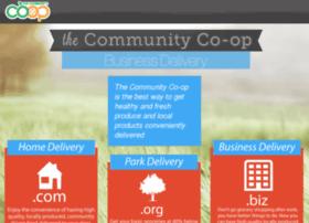 thecommunitycoop.biz