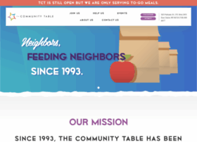 thecommunitytable.org