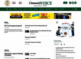 thecommunityvoice.com
