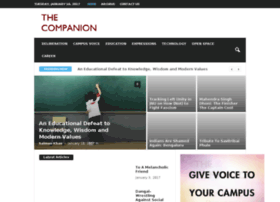 thecompanion.in