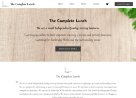 thecompletelunch.co.uk