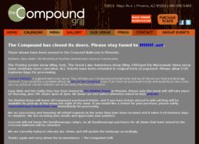 thecompoundgrill.com