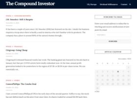 thecompoundinvestor.com