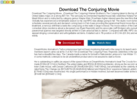 theconjuring.roxer.com