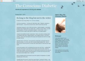 theconsciousdiabetic.blogspot.com