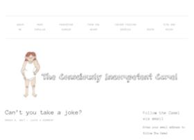 theconsciouslyincompetentcamel.com