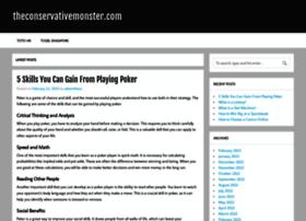 theconservativemonster.com