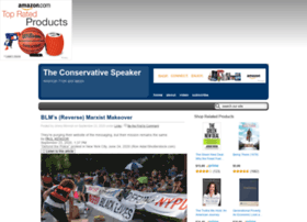 theconservativespeaker.com