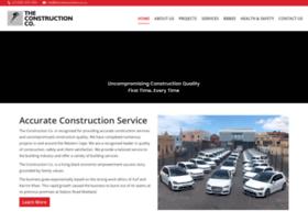 theconstructionco.co.za