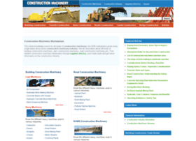 theconstructionmachinery.com