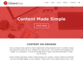 thecontentstop.com