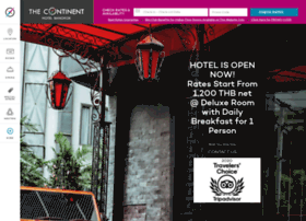 thecontinenthotel.com