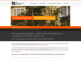 theconveyancingnetwork.co.uk
