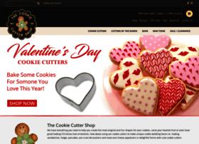 thecookiecuttershop.com