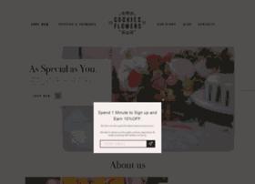 thecookiesandflowers.com