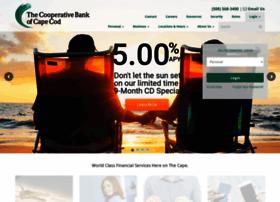 thecooperativebankofcapecod.com