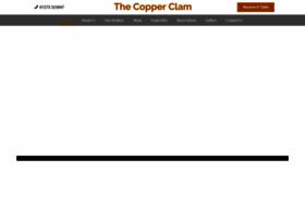 thecopperclam.com