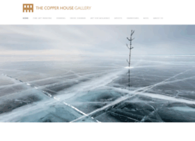 thecopperhousegallery.com