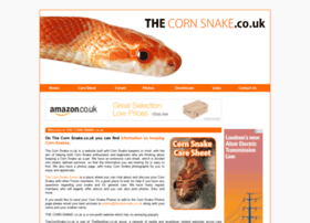 thecornsnake.co.uk