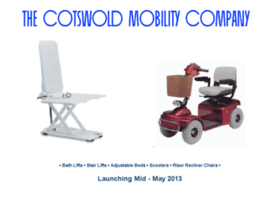 thecotswoldmobilitycompany.co.uk