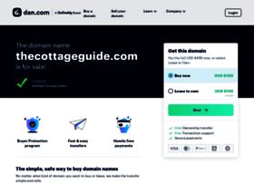 thecottageguide.com