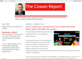 thecowanreport.com