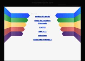 thecowsendcafe.com