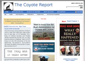 thecoyotereport.com