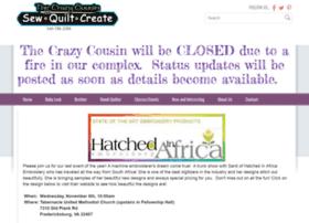 thecrazycousin.com