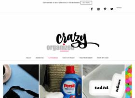 thecrazyorganizedblog.com