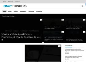 thecrazythinkers.com