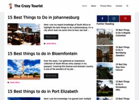 thecrazytourist.com