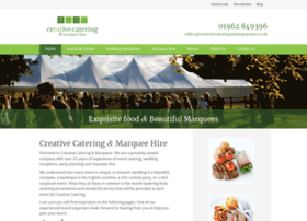 thecreativecateringcompany.co.uk