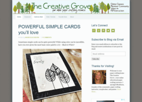thecreativegrove.com