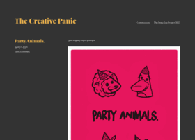 thecreativepanic.com