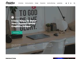 thecreativepastor.com