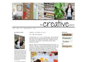 thecreativeplace.blogspot.com