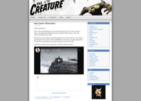 thecreatureproject.wordpress.com