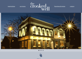 thecrookedwell.com