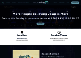 thecrossingchurch.com