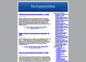 thecrosswordsolver.net