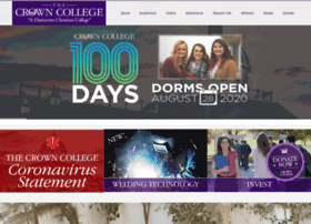 thecrowncollege.com