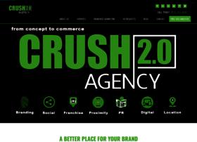 thecrushagency.com