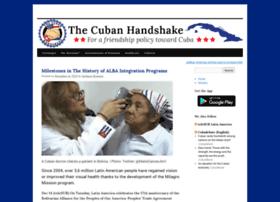 thecubanhandshake.org